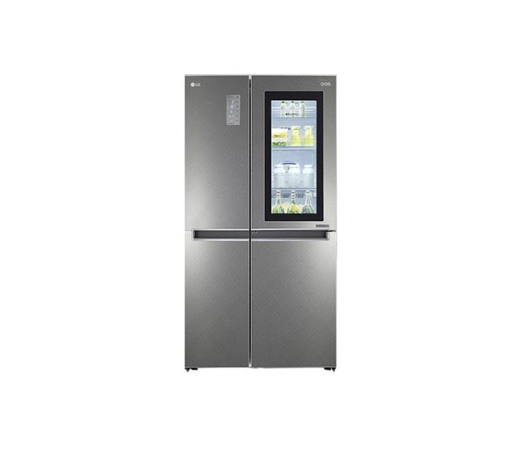 [L] LG 노크온 매직스페이스 냉장고 820L (2도어) S831SN75 / 월 58,000원