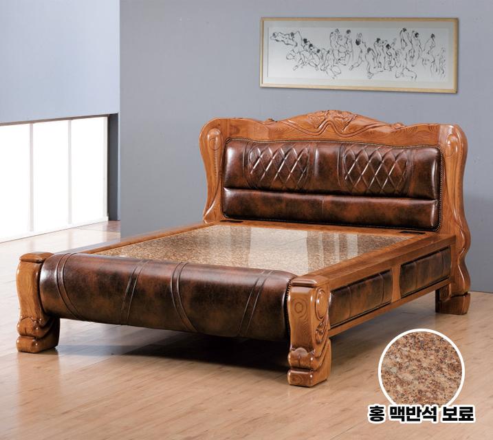 미르 Q 돌 흙침대 (온수형 홍백반석보료) / 월101,800원