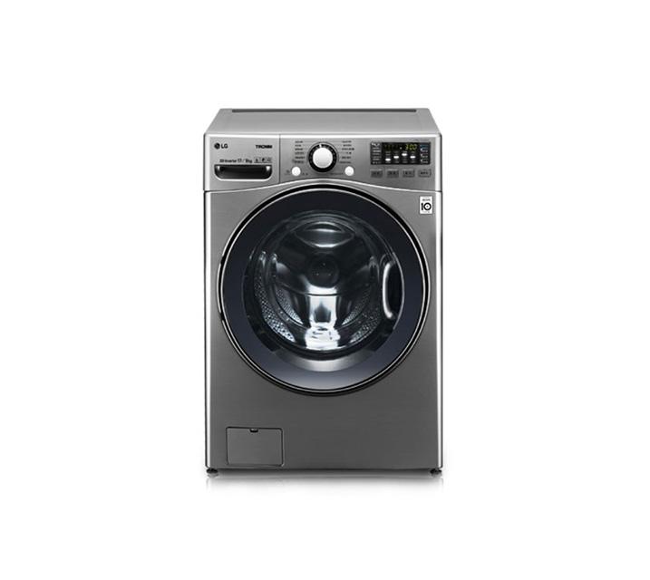 [L] LG 드럼 세탁기 실버 17Kg F17VDAP / 월25,900원