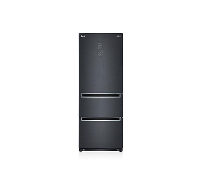 [S] LG 디오스 김치냉장고 327L 맨해튼 미드나잇 K330MC19E / 월47,000원