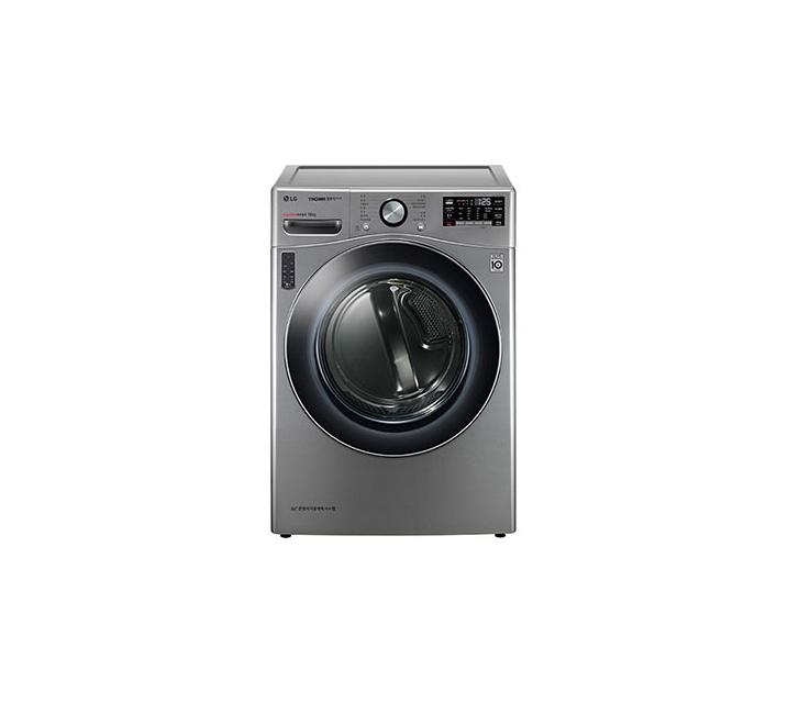[L] LG 트롬 듀얼 인버터 히트펌프 건조기 16kg 모던 스테인리스 RH16VTN / 월47,000원