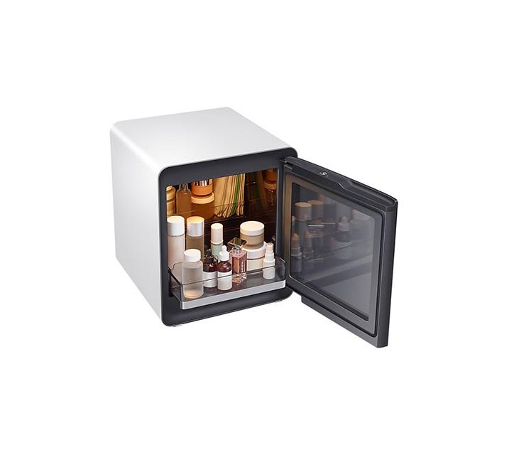 [S] 삼성 비스포크 큐브냉장고 25L+뷰티&헬스 수납존 화이트 CRS25T950001C / 월16,500원