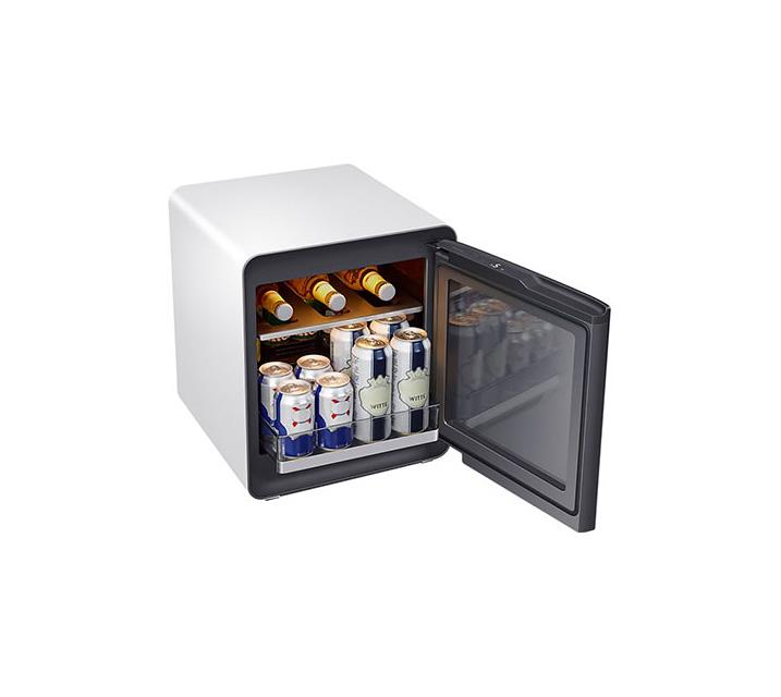 [S] 삼성 비스포크 큐브냉장고 25L+멀티 수납존 화이트 CRS25T950001M / 월17,000원