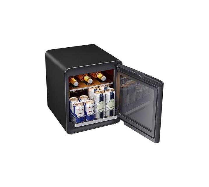 [S] 삼성 비스포크 큐브냉장고 25L+멀티 수납존 차콜 CRS25T950005M / 월17,000원