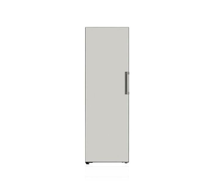 [S] LG 오브제컬렉션 컨버터블 냉동전용고 321L 그레이 Y320MGS / 월39,900원