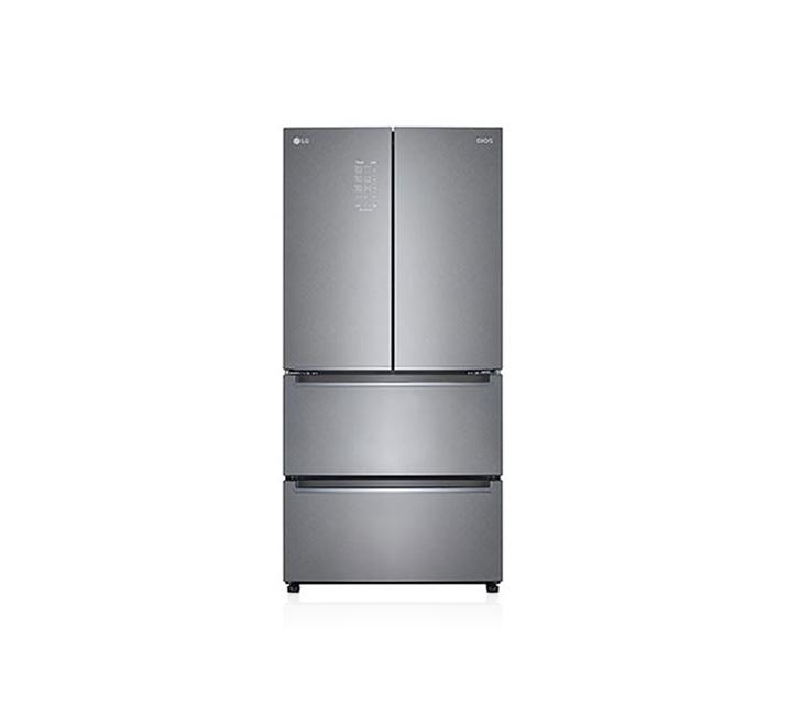 [S] LG 디오스 김치톡톡 4도어 김치냉장고 505L 샤이니 사피아노 K510SN18 / 월69,500원