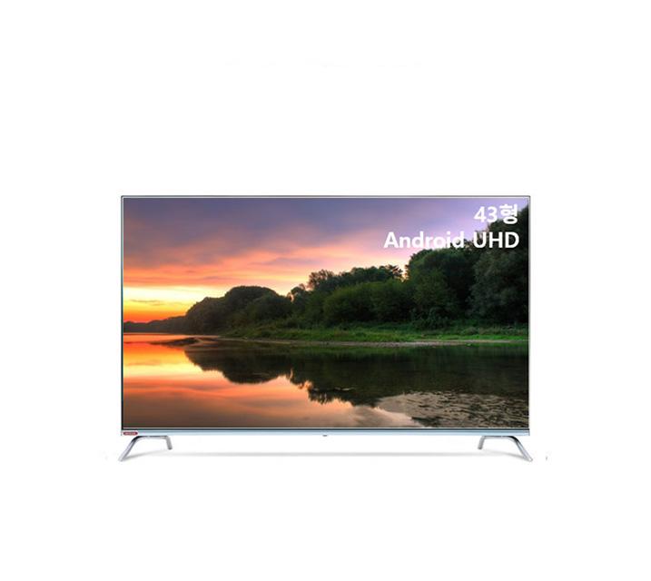 [S] 더함 안드로이드 UHD TV 43인치 U431UHD VA_WA 벽걸이형  / 월13,500원