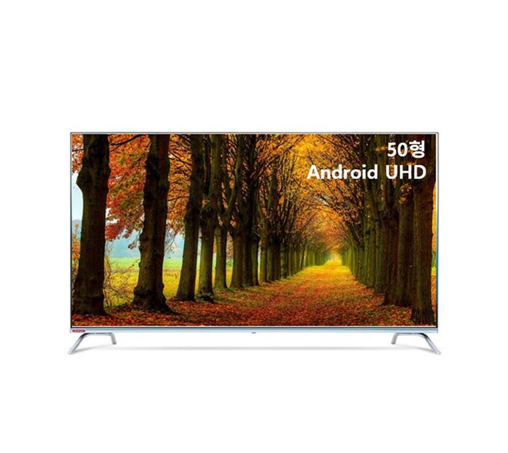 [S] 더함 안드로이드 UHD TV 50인치 U501UHD VA_ST 스탠드형  / 월14,500원