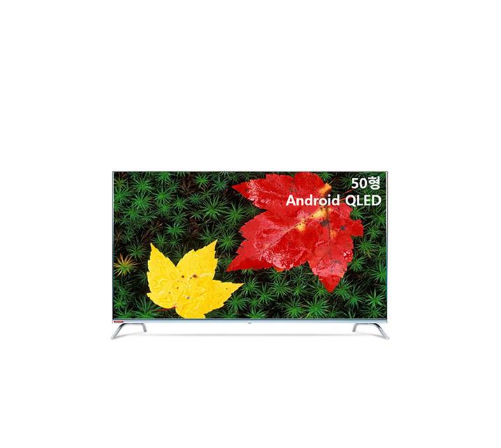 [S] 안드로이드 QLED TV 50인치 VA RGB 스탠드형 U501QLED VA_ST / 월17,300원