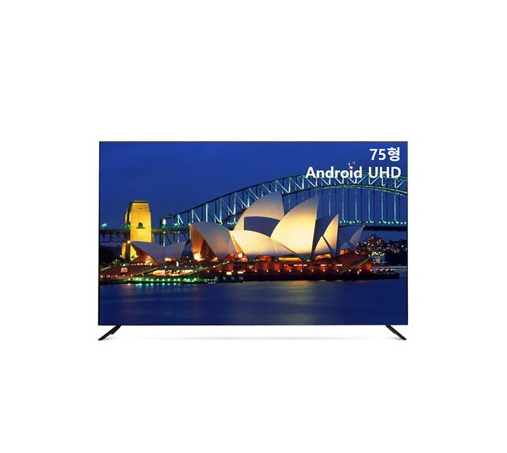[S] 안드로이드 UHD TV 75인치 IPS 벽걸이형 U751UHD IPS_WA / 월39,500원