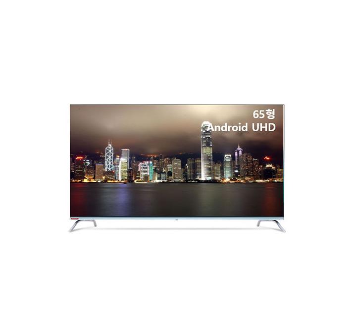 [S] 안드로이드 UHD TV 65인치 VA RGB 스탠드형 U651UHD VA_ST / 월21,500원
