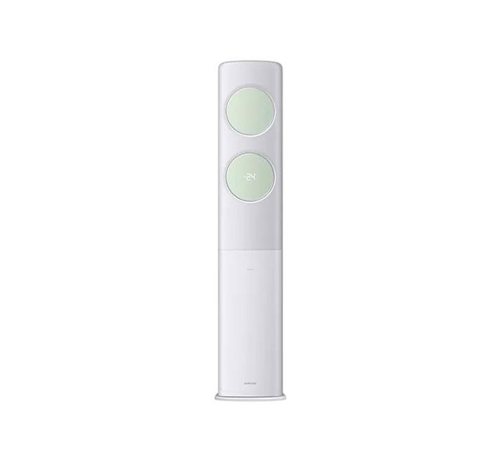 [S] 삼성 비스포크 무풍에어컨 무풍클래식 청정 19평형 (화이트/그린) AF19A7974ESS / 월68,900원