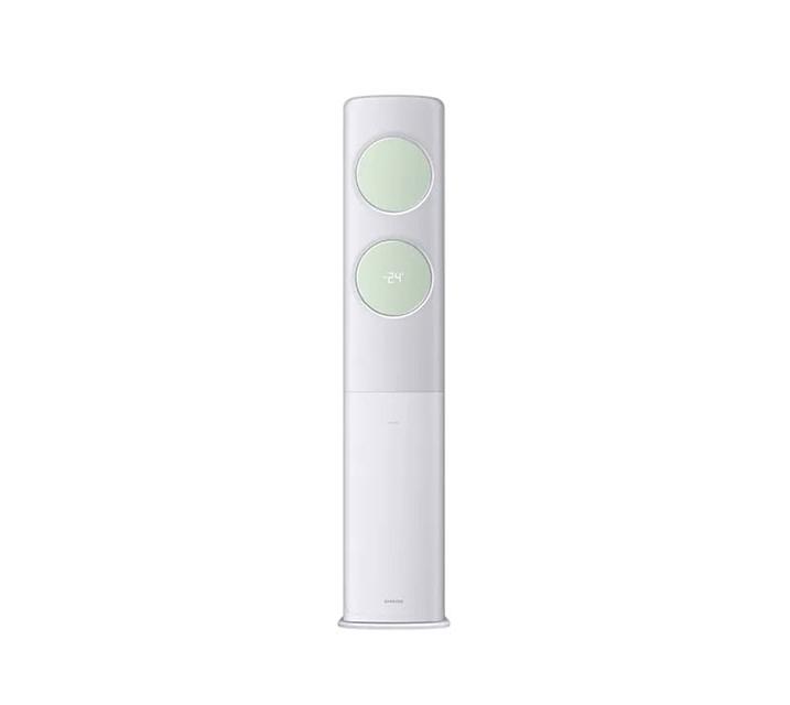 [S] 삼성 비스포크 무풍에어컨 무풍클래식 청정 17평형 (화이트/그린) AF17A7974ESS / 월63,900원