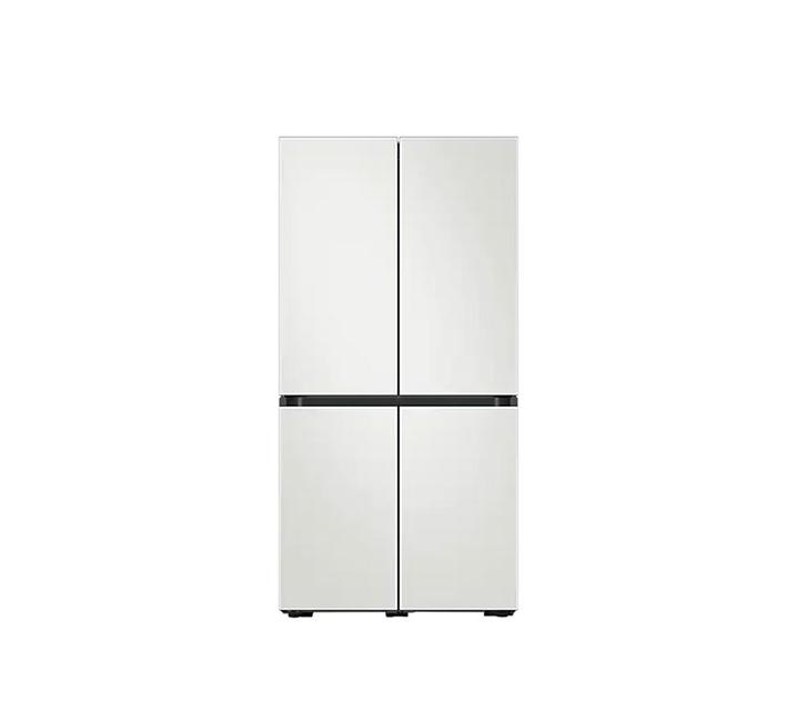 [S] 삼성 비스포크 냉장고 4도어 프리스탠딩 코타화이트 874L RF85A9121APW / 월62,900원