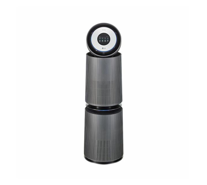 [L] LG 퓨리케어 360 공기청정기 알파 35평형 아이언그레이 AS351NNFA(PS)  / 월 51,500원